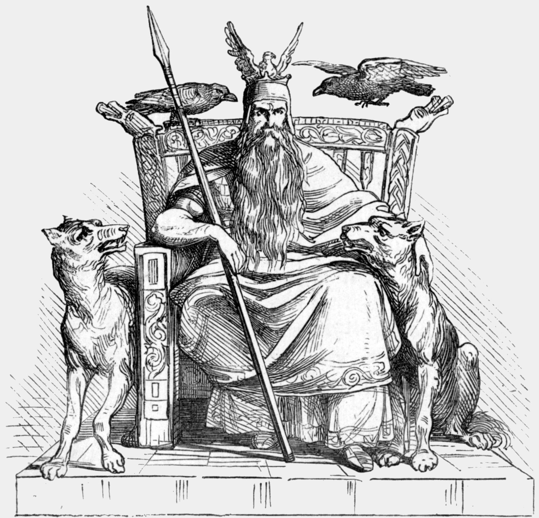 Odin Myth Vsdebating Wiki Fandom Powered By Wikia