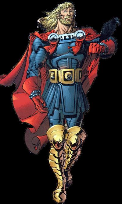 Rune King Thor Marvel Comics