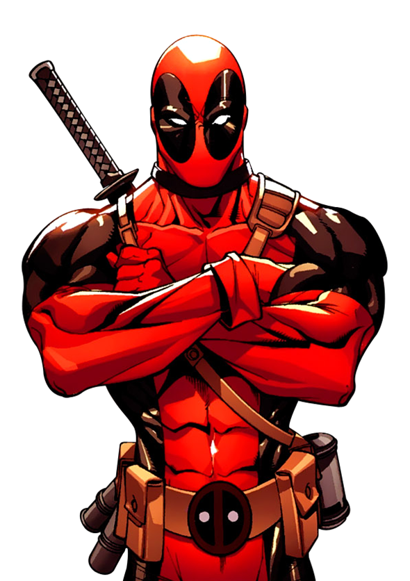 marvel comics deadpool