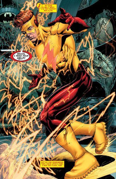 Kid Flash Wally