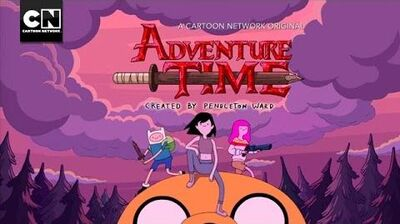 Stakes Opening - Adventure Time - Cartoon Network