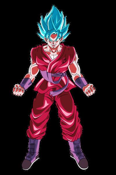 Son goku super saiyan blue kaioken x10 by nekoar-dal13au