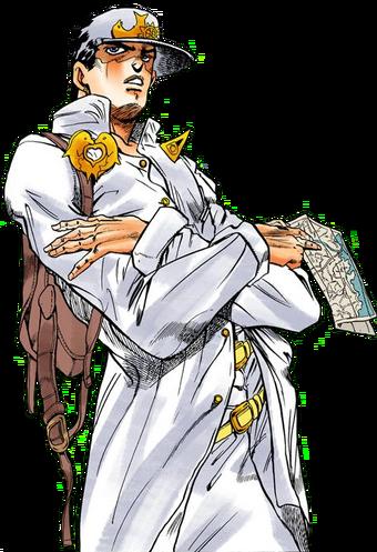 Jotaro Kujo Vsdebating Wiki Fandom