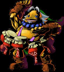 Goron Link