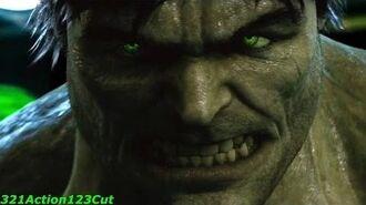The Hulk ''Transformation - The Antidote'' - The Incredible Hulk-(2008) Movie Clip Blu-ray 4K