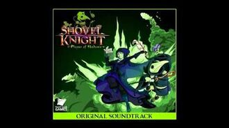Shovel Knight Plague Of Shadows Soundtrack (Ost) - 04 Battling the Burrower