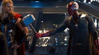 Vision Mcu Vsdebating Wiki Fandom Powered By Wikia