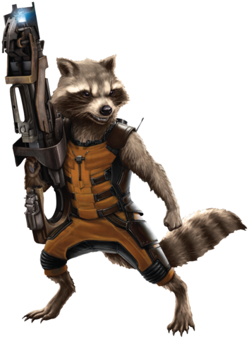Rocket Raccoon (Earth-014)