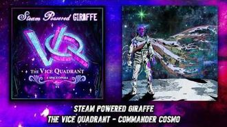 Steam Powered Giraffe - Commander Cosmo