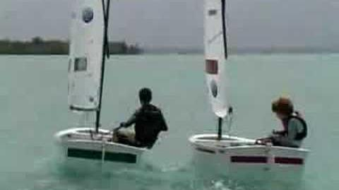 ISAF Rule 10 Starboard ROW Examples
