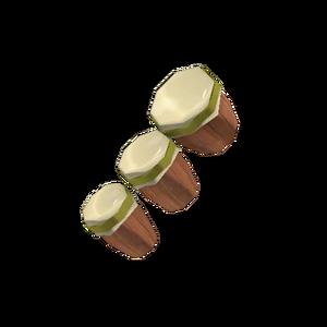 Tf2item burning bongos