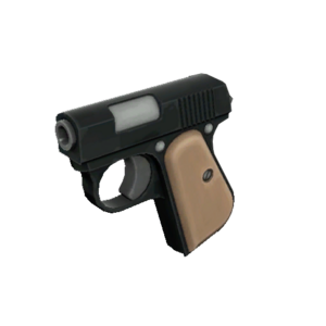 Tf2item pretty boys pocket pistol