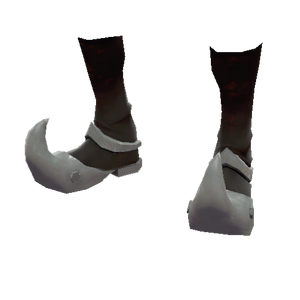 Tf2item ali babas wee booties