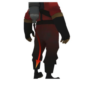 Tf2item tail from the crypt