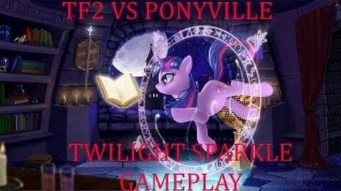 Tf2 Vs PonyVille - Twilight Sparkle (VSP Wiki)-0