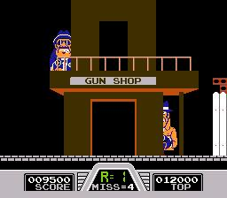 Hogans Alley NES ScreenShot3