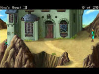 Kings Quest 3 remake IA