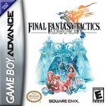 Final Fantasy Tactics Advance-front