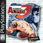 Street fighter alpha 3 ntsc front
