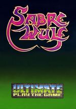 Sabre Wulf ZX cover