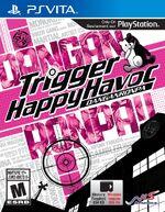 Danganronpa Trigger Happy Havoc PSVita cover