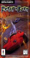 Crash N Burn 3DO cover