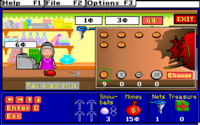 Treasure Mathstorm Mac screenshot