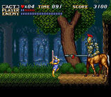 Actraiser SNES screenshot