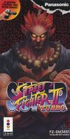 Super Street Fighter 2 3DO cover