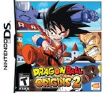 Dragon Ball Origins 2 DS Cover