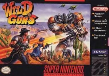 File:Wild Guns SNES cover.jpg
