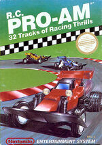 RC Pro Am NES cover