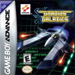 Gradius-galaxies