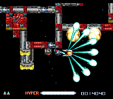 R-Type 3 SNES screenshot