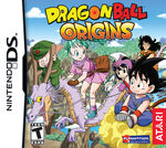 Dragon Ball Origins DS Cover