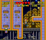 The Jetsons Invasion Of The Planet Pirates SNES screenshot
