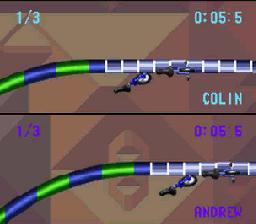 File:Uniracers SNES screenshot.jpg