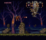Demons Crest SNES screenshot