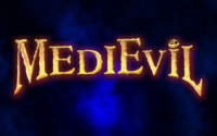 Medievil PS4 cover