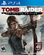 TombRaiderDefinitiveEdition(PS4)