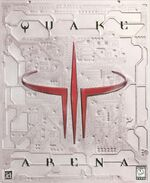 Quake III PC cover