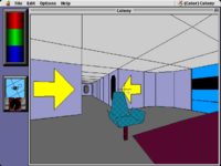The Colony Macintosh screenshot