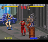 Final Fight 3 SNES screenshot