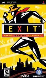 Exit-cover