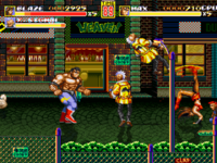 Streets of Rage Remake screenshot