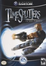 Timesplitters Future Perfect GC cover