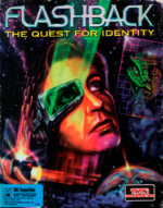 Flashback DOS cover