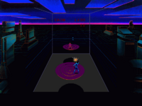 Discs of Tron arcade screenshot