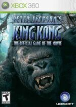 King kong box xbox360