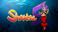 Shantae 5 cover